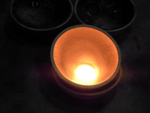 プラチナの溶解