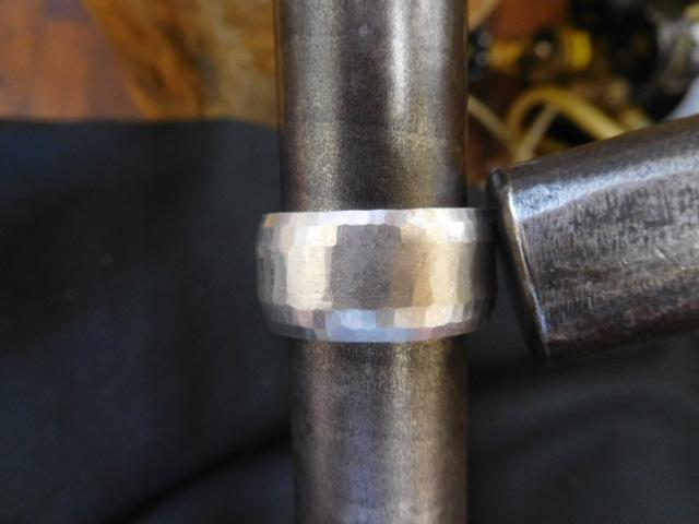 シルバーリング 作り方
