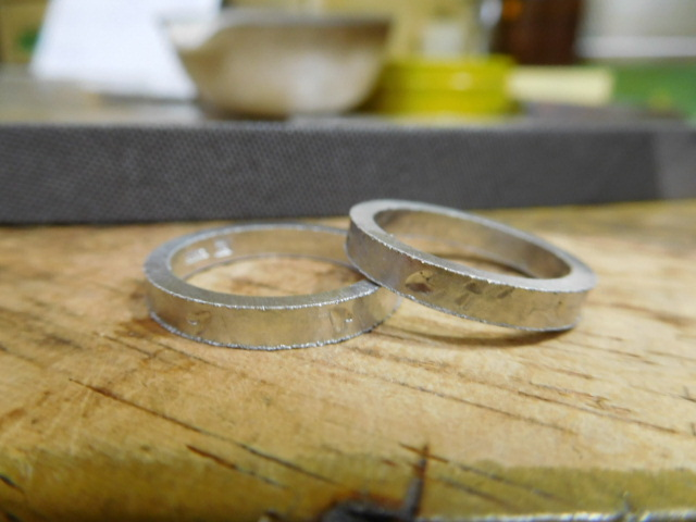 結婚指輪 3mm