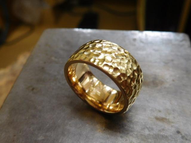 1cmの指輪