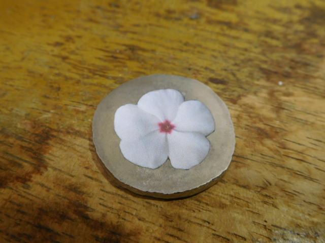 ペンダント 花
