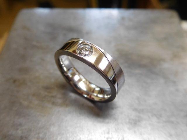 指輪 リフォーム コンビネーション