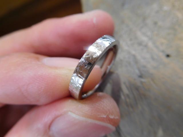指輪 リフォームデザイン