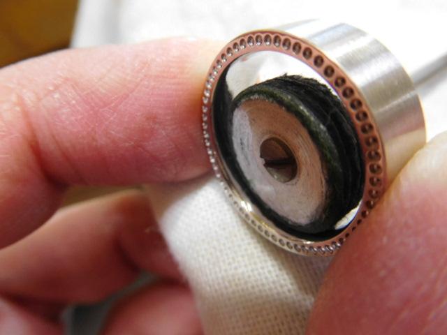 平打ち指輪 磨き方