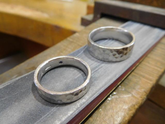 結婚指輪 傷を綺麗にする