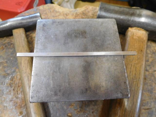 鍛造の指輪 制作方法