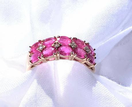 ルビーの指輪