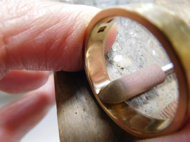 金の指輪 磨き方