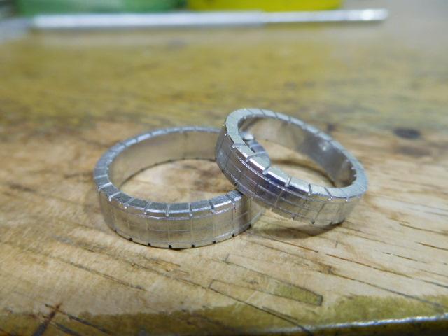 結婚指輪 作り方