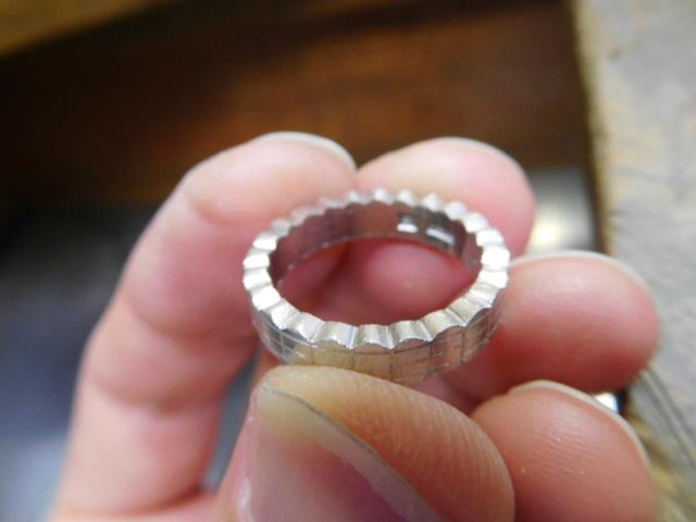 結婚指輪 キュート