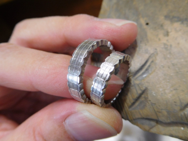 結婚指輪 かわいい