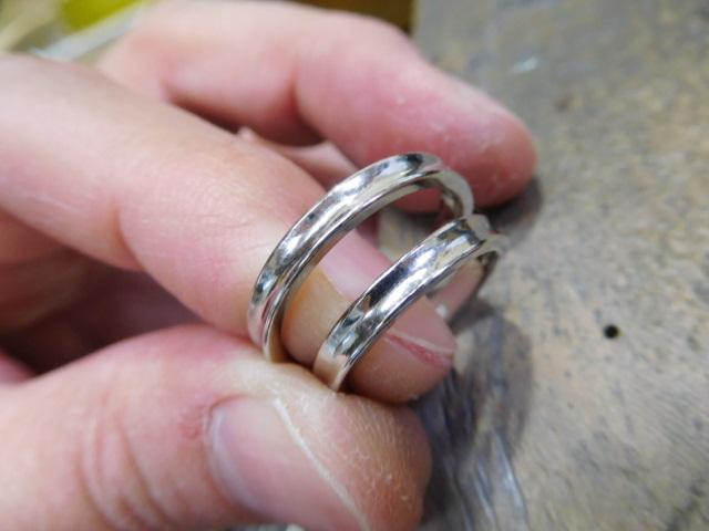 逆甲丸 結婚指輪