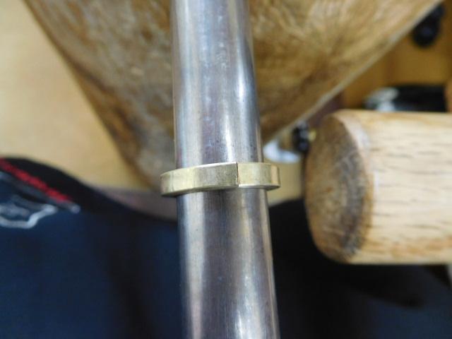 金の指輪 作り方
