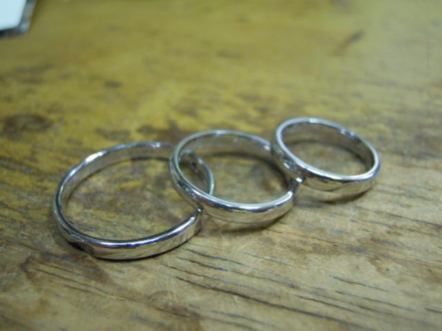ファミリーリング 指輪
