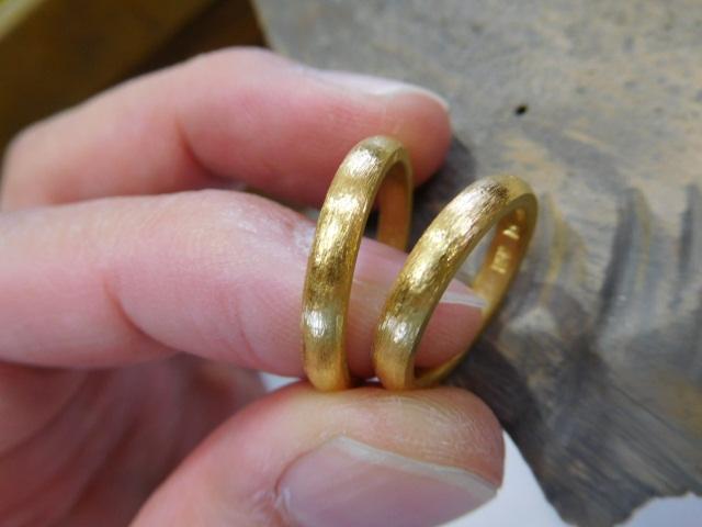 結婚指輪 k24