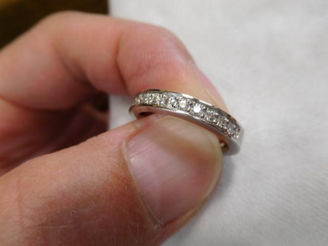 婚約指輪 金属アレルギー対応