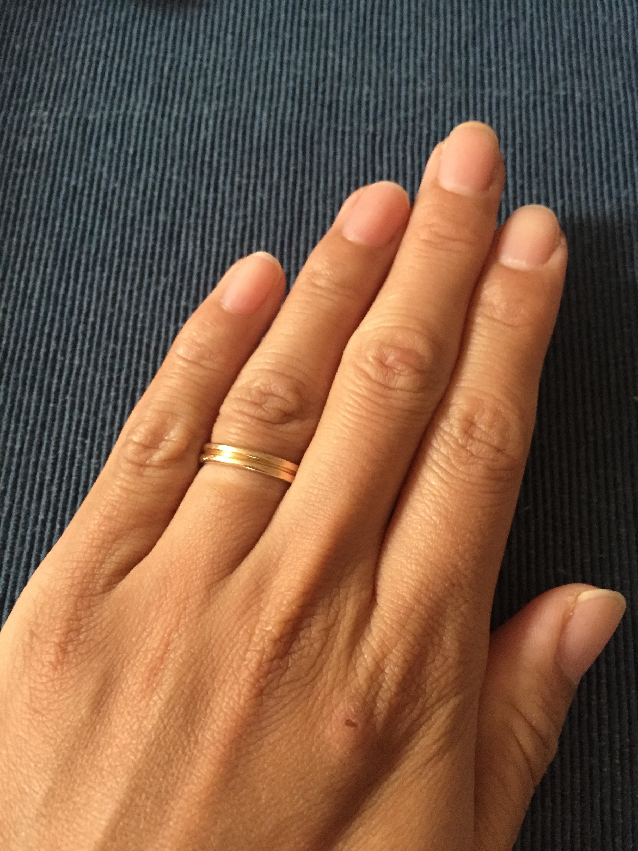 結婚指輪 大阪府