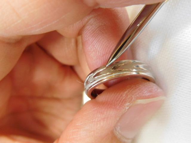 木目 指輪