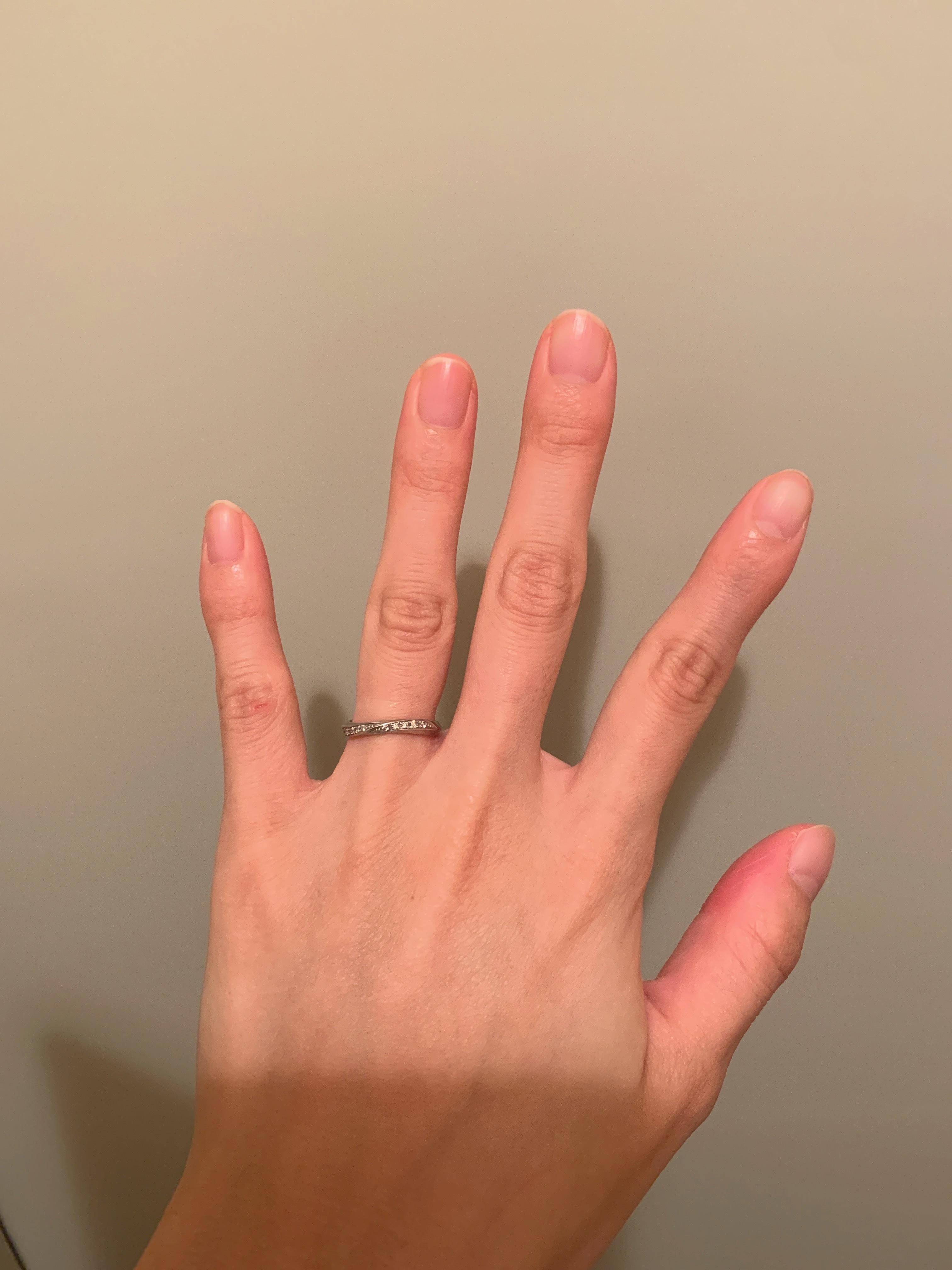 シンデレラをモチーフにしたCITIZENの結婚指輪