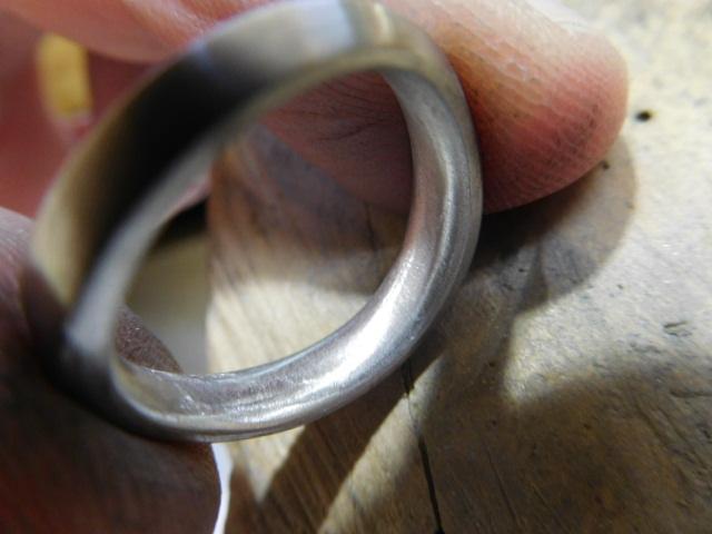 指輪 逆甲丸