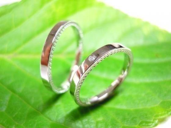 知らなくていいコト 結婚指輪