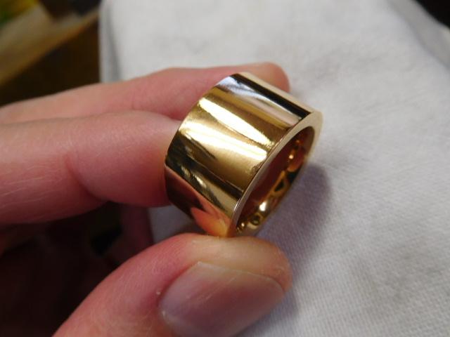 k22 幅広い 指輪