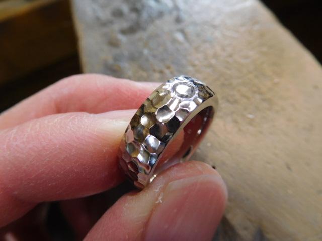 婚約指輪 お洒落