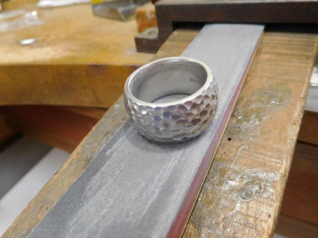 指輪 ごつい プラチナ