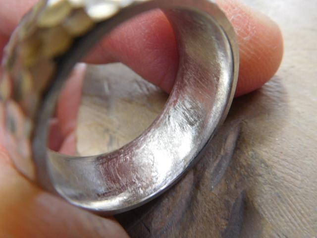 指輪 付け心地が良い