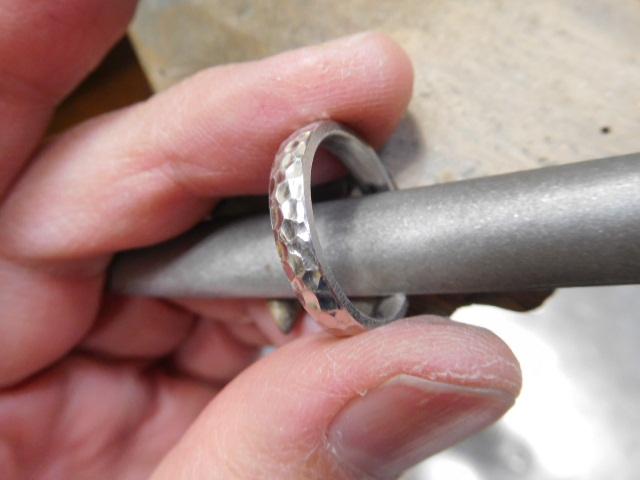 指輪 普段用