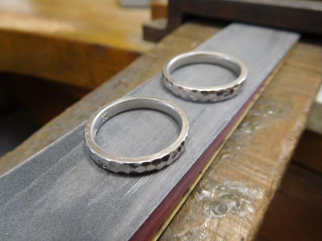 結婚指輪 普段用