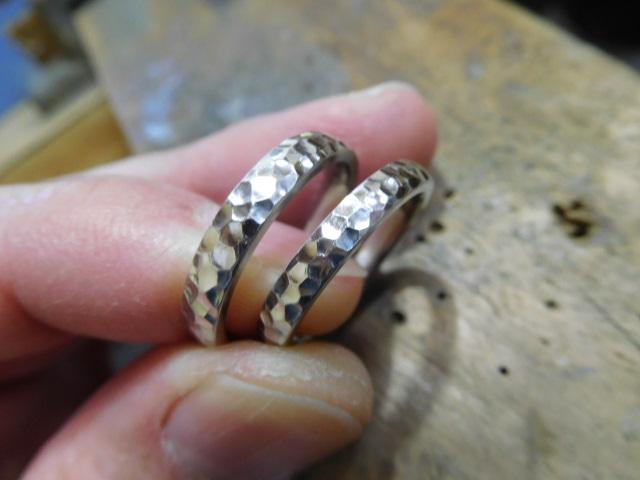 普段使い 結婚指輪
