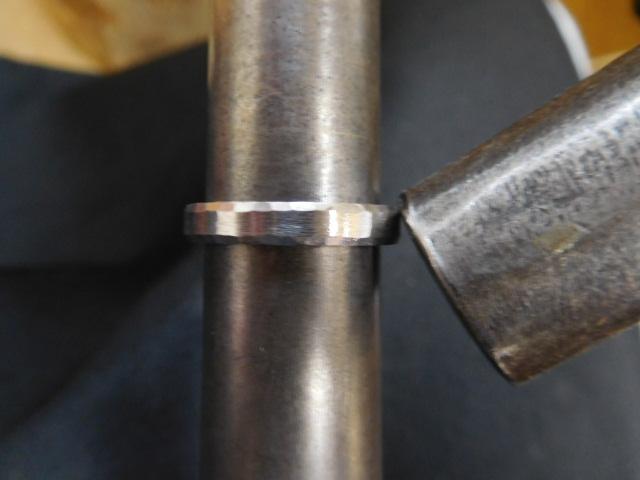 プラチナ999 指輪 手作り