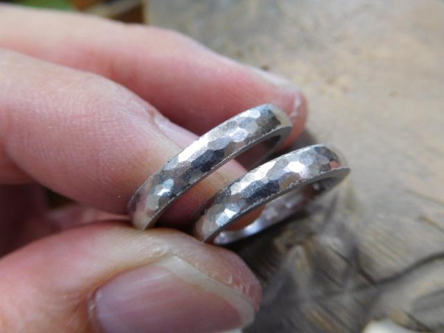 結婚指輪 プラチナ999