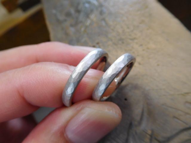 プラチナ999 結婚指輪