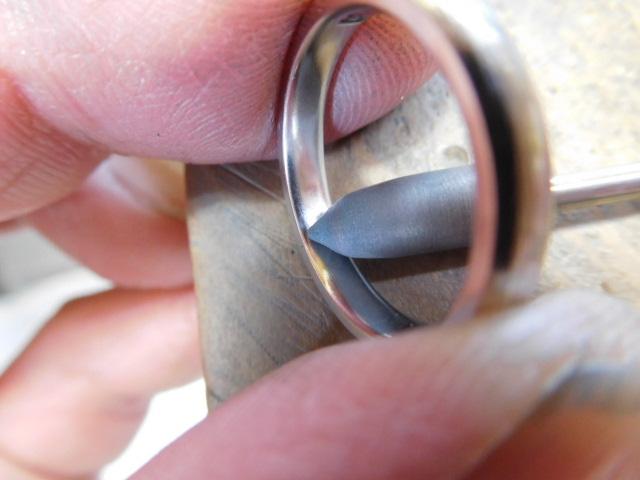指輪 純プラチナ