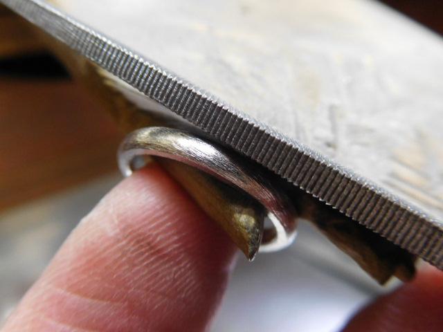 指輪 プラチナ1000 ブランド
