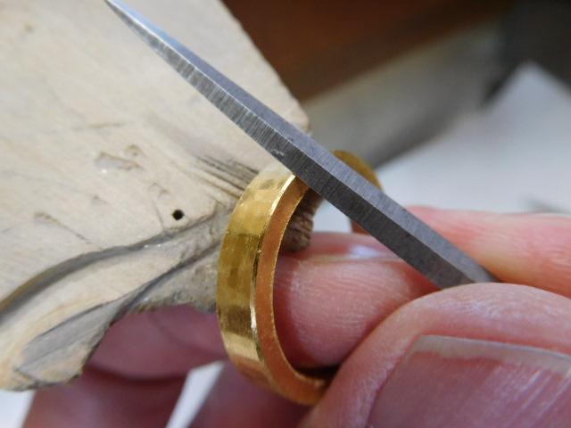 24金 指輪