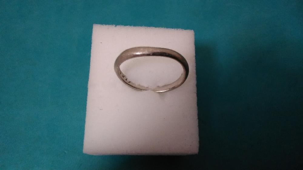 結婚指輪 メビウス