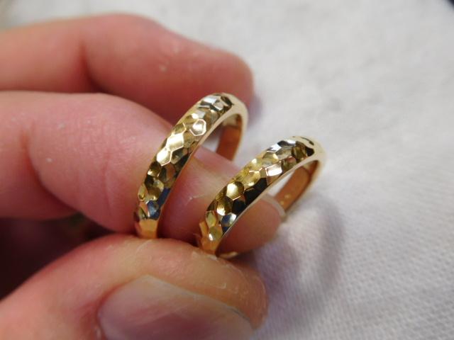 新潟 結婚指輪 手作り