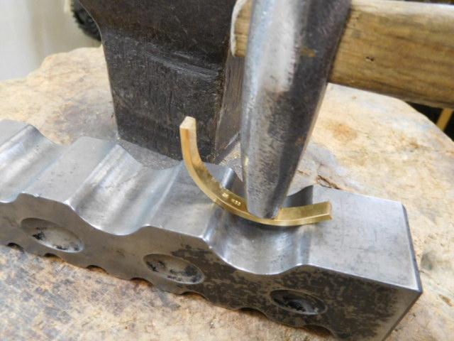 鍛造リングの作り方