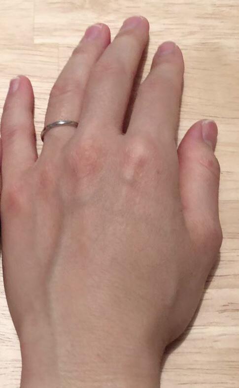結婚指輪 シンプル プラチナ