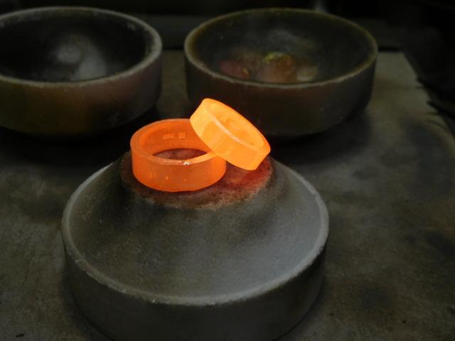 鍛造 結婚指輪 作り方