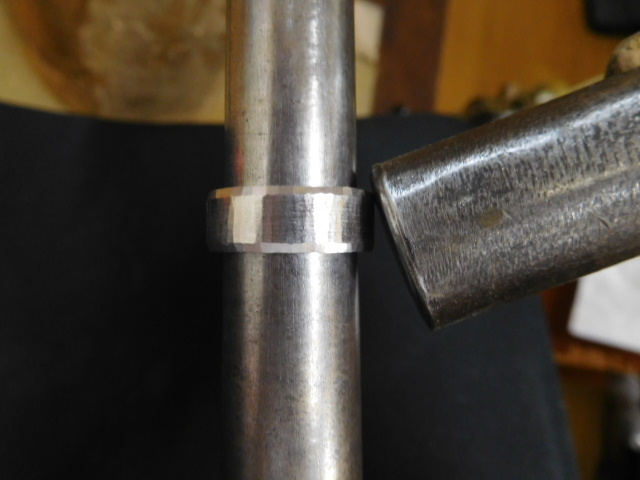 鍛造指輪 作り方