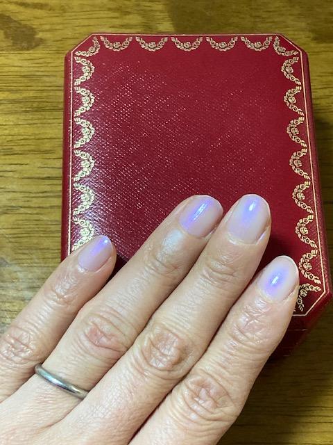 結婚指輪 サイズが大きい