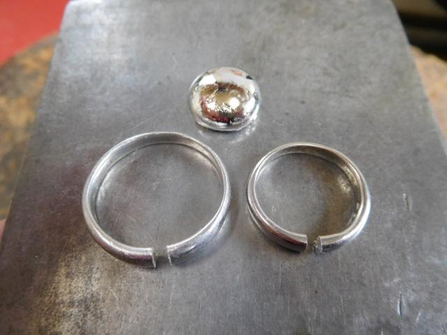 結婚指輪 リメイク