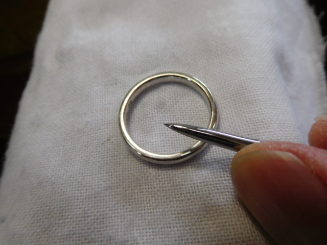 リフォーム 指輪