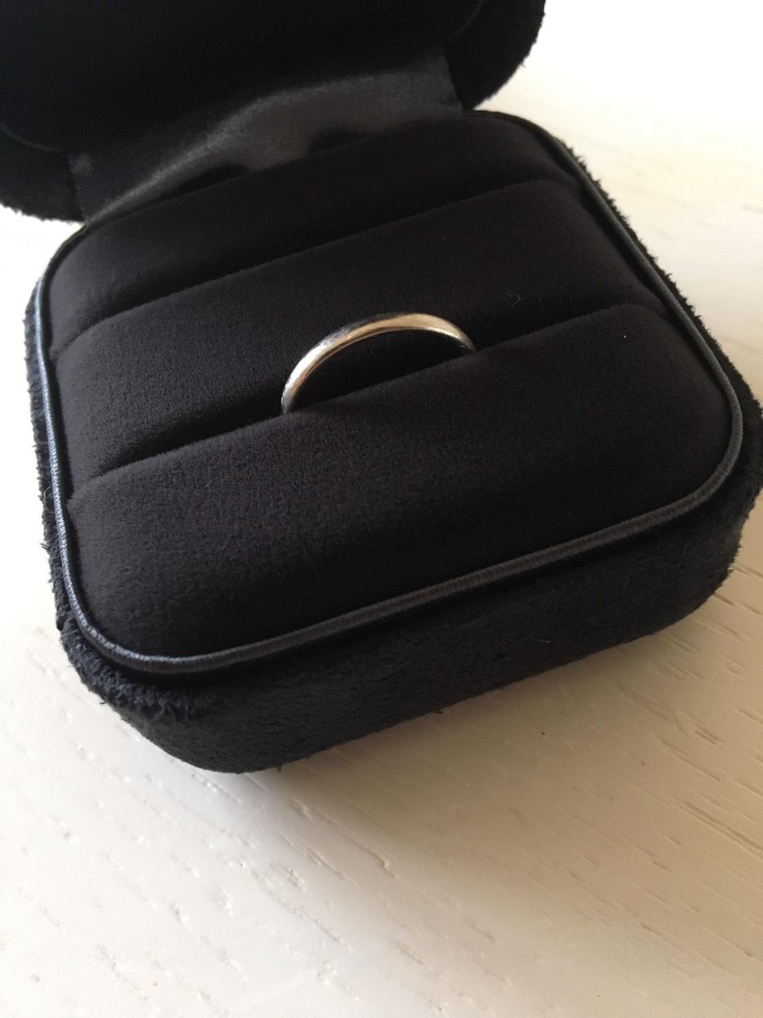 結婚指輪 耐久性がある