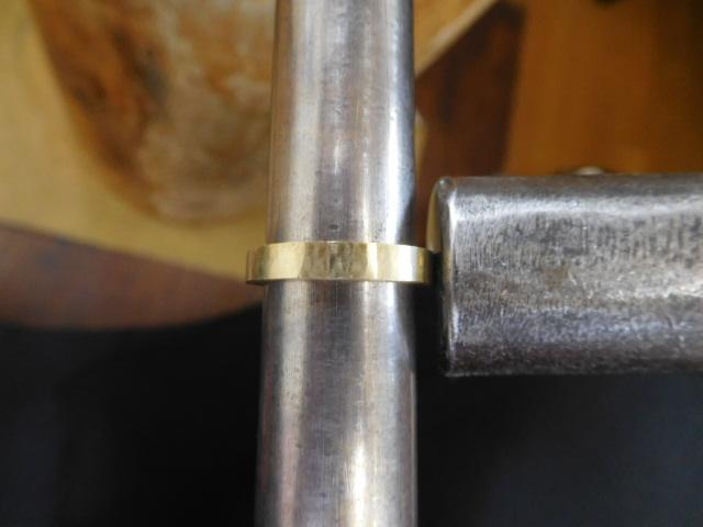 ゴールド 指輪 作り方