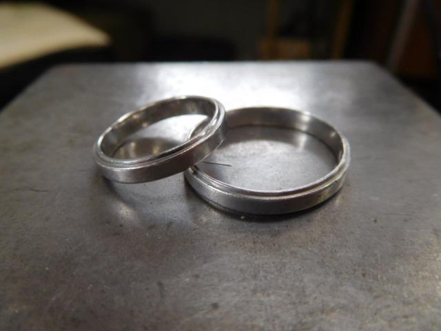 古い結婚指輪 リフォーム